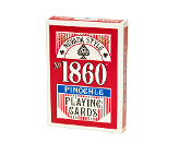 Las Vegas Style® No. 1860 Pinochle Playing Cards
